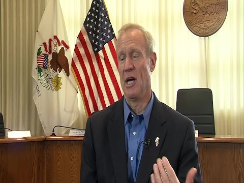 Extended interview with Governor Rauner