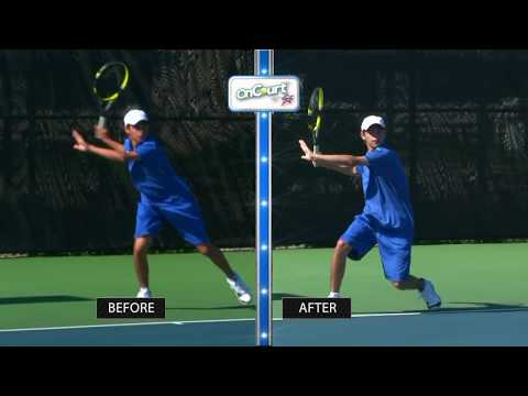 Improved Forehand Technique with Rick Macci
