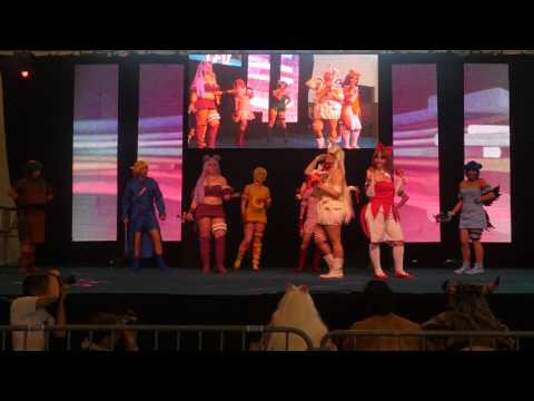 related image - Toulouse Game Show Springbreak 2017 - Cosplay Dimanche - 15 - Tokyo Mew Mew