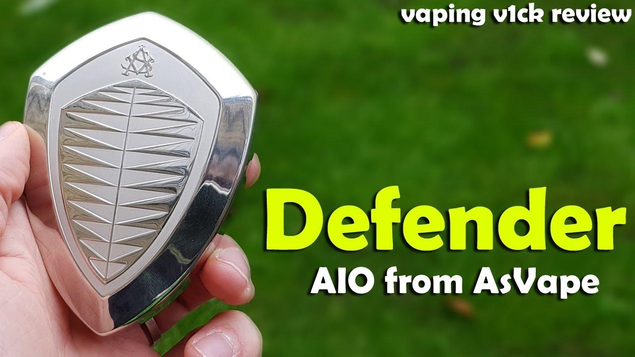 AsVape Agera / Defender - Car Key Vape?!?