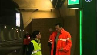 Test des tunnels 2010 TCS