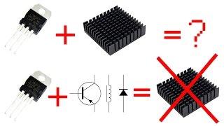 Импульсный стабилизатор напряжения на базе КРЕН или как из КРЕНки сделать stepdown
