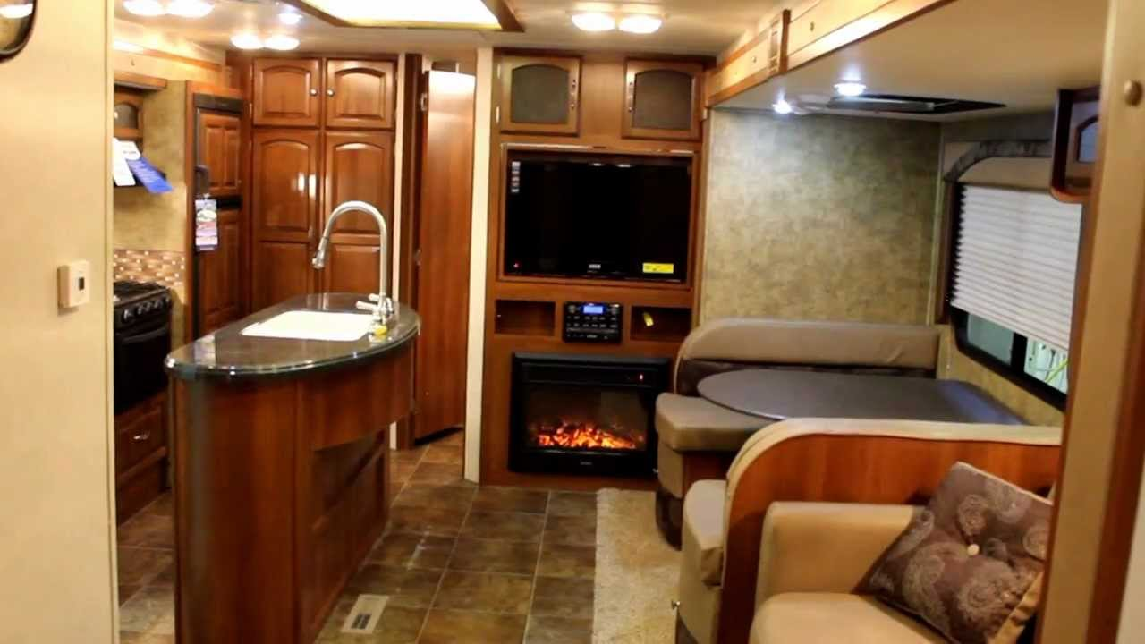 kitchen counters hanging light fixtures 2013 coachmen freedom express 320bhds review - youtube