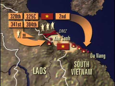 Chiến trường Việt Nam – P7: Chiến tranh ở khu phi quân sự