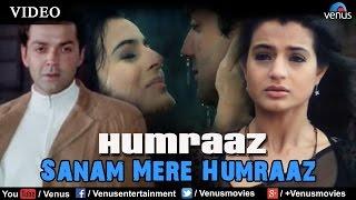 Video Sanam Mere Humraaz (Humraaz) download MP3, 3GP, MP4, WEBM, AVI, FLV Maret 2018