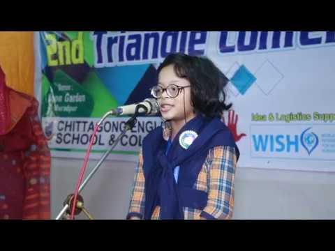 Kids Show / Public Speaking / Chittagong English School & College