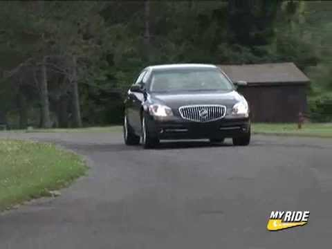 review 2008 buick lucerne super youtube 2017 Buick Lucerne Concept Car