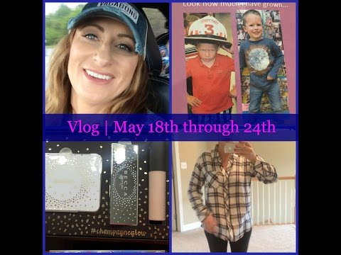 Vlog | May 18th through 24th | LisaSz09