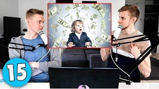"""Ootte syntyny kultalusikka pyllyssä!"" | BackPodcast #15"