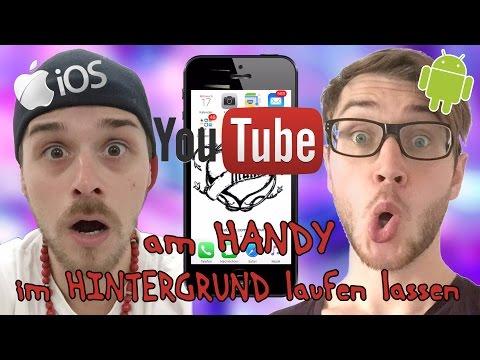 YouTube am Handy im Hintergrund abspielen?! iOS und Android LIFEHACK | eureMUM