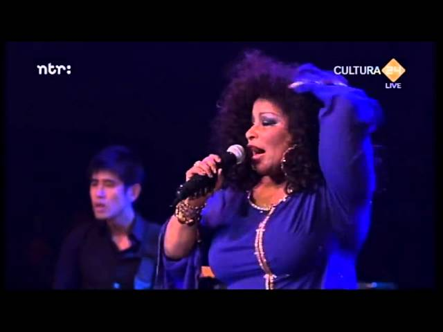 Chaka Khan | Ain't Nobody live @ North Sea Jazz Festival