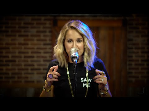 "Britt Nicole ""Through Your Eyes"" Lyric Video and Live Performance"