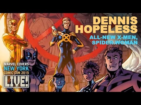 All-New X-Men Writer Dennis Hopeless Reveals What's Next