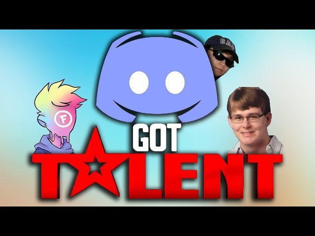 DISCORD'S GOT TALENT (ft. Fitz & CallMeCarson)