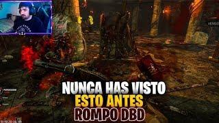 DEAD BY DAYLIGHT | NUNCA HAS VISTO ESTO ANTES! ROMPO EL JUEGO Y SALGO VOLANDO Y SOY INVISIBLE