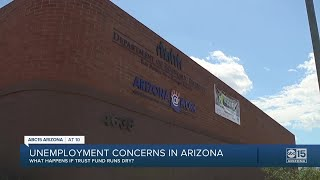 Unemployment concerns in Arizona
