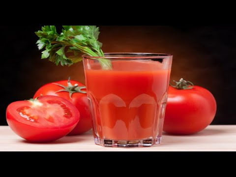Drink a Glass of Tomato Juice Every Day for 2 Months : The Result is Amazing