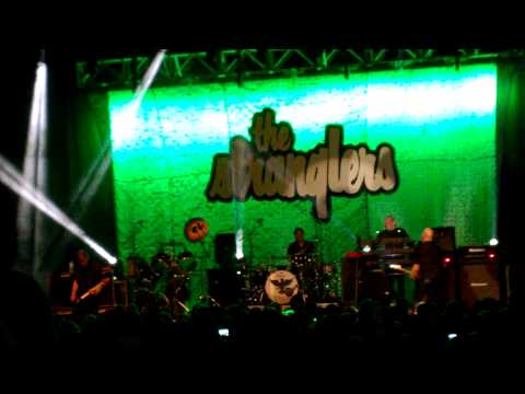 Stranglers, Walk on by / All day and all of the night Portsmouth Guildhall 16/03/2015
