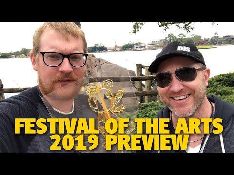 Epcot International Festival of the Arts 2019 Preview | Walt Disney World Resort