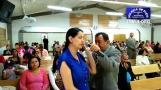 Testimonio de la Iglesia del Barrio la Hermosa/Santa Rosa (Rda)