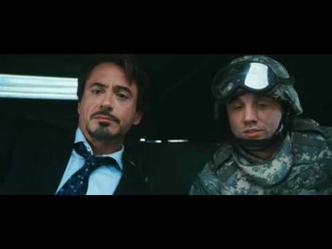 Iron Man Trailer Ufficiale