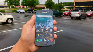 Using Samsung Galaxy S7 in 2018