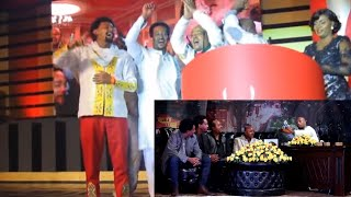 Teddy Teshome, Samson Tadesse ( Baby), Solomon Bogale, and Getesh Mamo Interview at Seifu Show