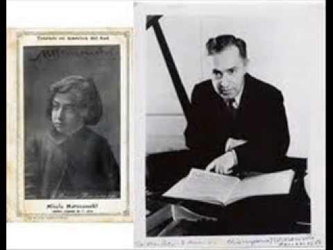 Mieczyslaw Horszowski plays Chopin Ballade No. 1 in G minor Op. 23
