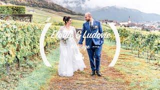 FILM DE MARIAGE // SUISSE// CHATEAU MAISON BLANCHE YVORNE