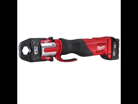 Milwaukee M18 Press Logic Press Tool Review 2673-22