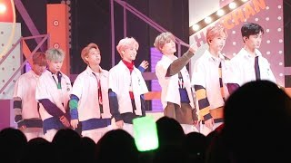 [N'-57] NCT DREAM 'We Go Up' BEHIND THE STAGE (쇼!음악중심)
