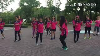 Line dance @ Udon - 118 หมกฮวกไปฝากป้า