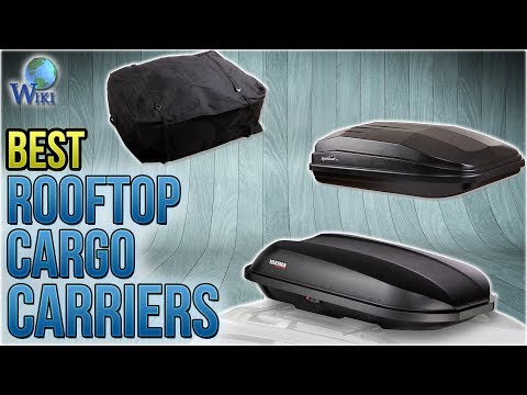 10 Best Rooftop Cargo Carriers 2018