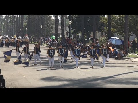 South El Monte HS - The Middy - 2017 Loara Band Review