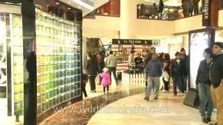 MAC Cosmetics store at Select Citywalk, Delhi