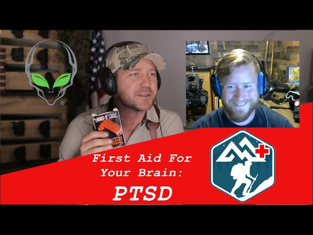 First Aid For Your Brain: PTSD