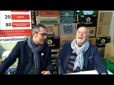 Birra&Sound intervista a Beer Attraction Mauro Pellegrini dell'Unione Degustatori Birre
