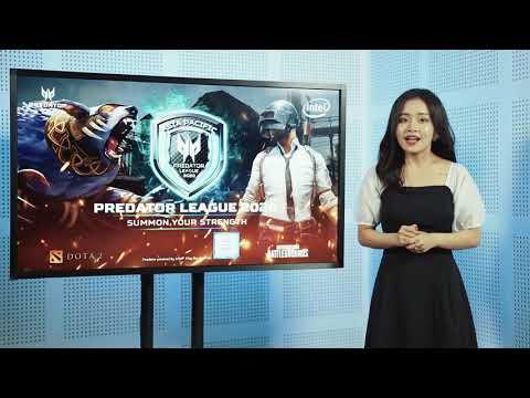 #1 Bản tin Predator League 2020 - Tổng giá trị giải thưởng lên tới 250 triệu đồng