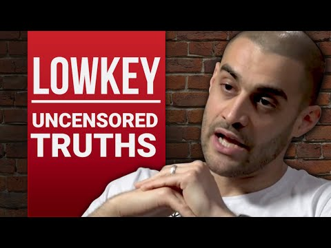 LOWKEY - UNCENSORED TRUTHS PART 1/2 | London Real