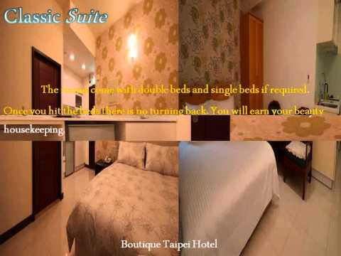Budget Hotel Booking in Taipei