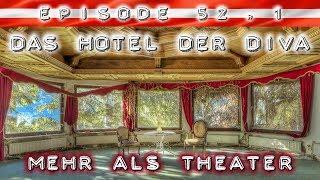 Das Hotel der Diva: Theater, Schwimmbad, Bar, Schiraum - dort wurde einfach ALLES ZURÜCKGELASSEN!!!