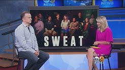 Actor Michael O' Keefe Ready To 'Sweat'