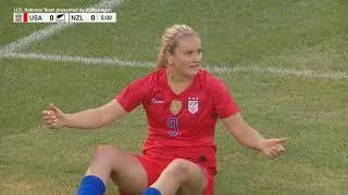 SEND-OFF SERIES: USWNT vs. New Zealand (May 16, 2019)
