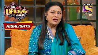 Bindu Ji Shares Her Cherished Memories!    The Kapil Sharma Show Season 2   Ep 177   Highlights