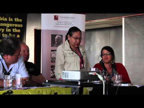 Justice For Colombia - TUC Fringe meeting: Brighton, UK