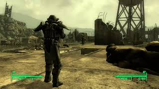 Fallout 3: Brotherhood of Steel attack Fort Bannister [BoS vs Talon Company]