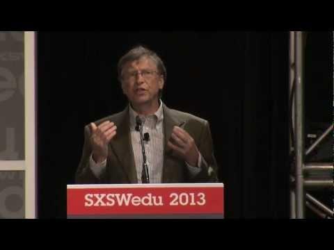 Bill Gates | SXSWedu Keynote 2013