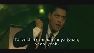Bruno Mars Grenade Lyrics