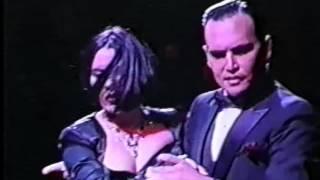 Forever Tango Natalia Hills & Oscar Mandagaran bailan Derecho Viejo 1998