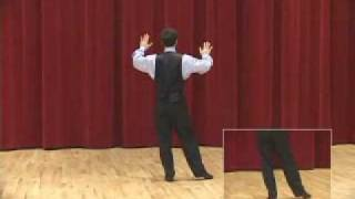 Bronze Quickstep - Basic Step Ballroom Dance Lesson